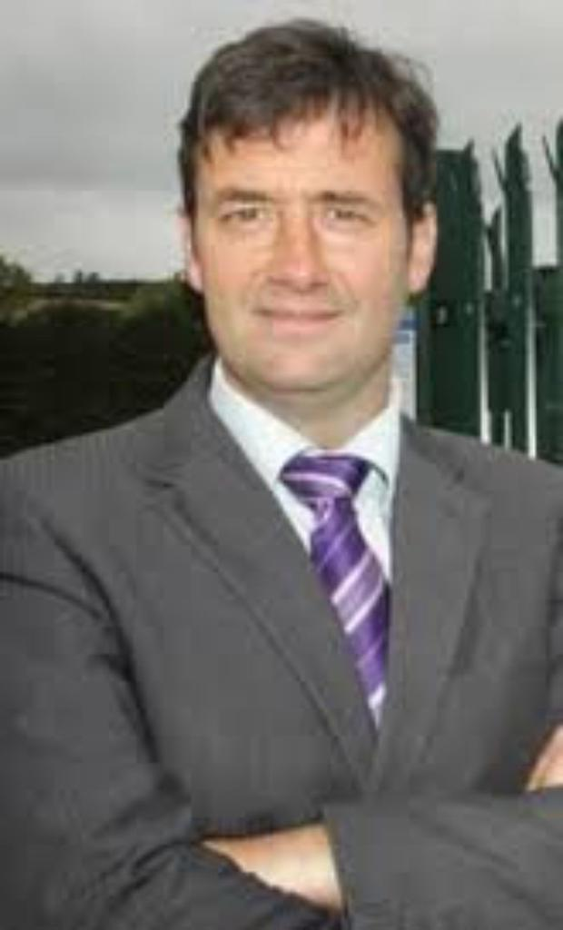 Minister Michael D'Arcy