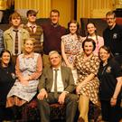 The cast of Bridge Drama Group's production of Brighton Beach Memoirs in the National Opera House