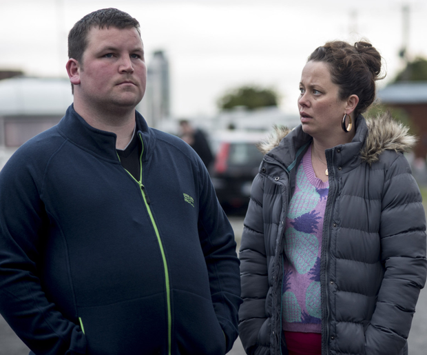 John Connors appearing as Patrick Ward in the hit series Love/Hate