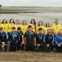 Members of Edermine, St Kearns and Killurin Rowing Clubs who took home medals at the recent Irish Coastal Rowing Championships in Farran, Co Cork