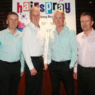 The Rolling Tones: Padraig Loughlin, Gay Dunne, Dermot Fitzgerald, Paul Brown and Dan O'Leary