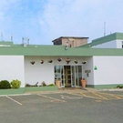 The Hotel Rosslare building which is periodically being used to house asylum seekers