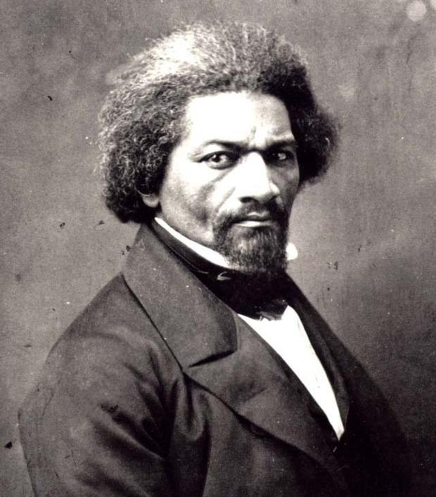 Frederick Douglass visited Wexford almost 175 years ago