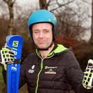 Wexford alpine ski racer Brian Dowling is on form for the challenge ahead in Austria