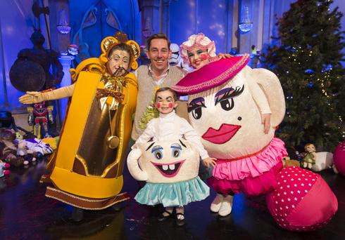 Ryan Tubridy is about to kick off a free spending Christmas in a revived Ireland (for some).
