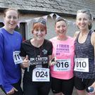 Aisling Byrne, Liz Tully, Majella Boand and Patricia Kavanagh