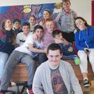 Members of Gorey Youth Needs