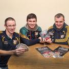 Buffers Alley Poker Classic: Paul Doyle, John Furlong, Seamus Kavanagh and Shane Grennell