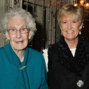 Former manager and founding member Maureen Brennan, Brenda Brennan and Betty Fitzpatrick