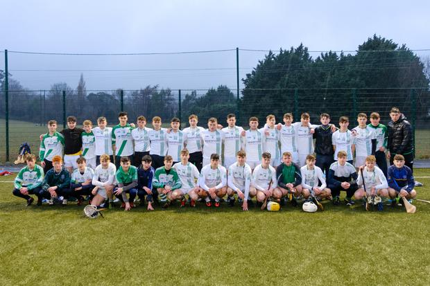St Peter's College, who defeat Dublin South Schools to claim the Top Oil Leinster Post Primary Senior 'A' Hurling league crown