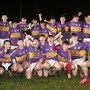 St. Patrick's (Ballyoughter) celebrate their Under-20 championship success