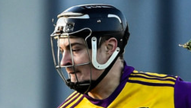 Jack O'Connor, who captained the side, on a solo run away from Kilkenny duo Conor Hennessy and Tom Kenny