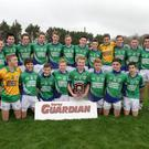 The Gorey Guardian U16 Football Roinn 1 Shield Final between Our Ladys Island/St Fintans and Glynn Barntown in Grantstown on Saturday morning. Glynn Barntown