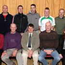 The County Handball Convention took place in Monday night in the St. Martins GAA Centre, Piercestown. The newly elected committee; Back; Tom Byrne (Vice Chairman), Barry McWilliams (Juvenile Secretary), John Roche (Development Officer), Gavin Buggy (Coaching Development Officer), Noel Holohan (Communications Officer), Ger Sweeney (Co GAA Board Delegate) and Robert Doyle (Juvenile Officer). Front; Marie Murphy (Treasurer), Ger McWilliams (President), Ricky Barron (Chairperson), Tony Breen ( Secretary) and Virginia Rossiter (Children's Officer)