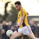 Daithí Waters is set for a big midfield battle