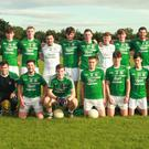 Naomh Eanna, who got a good weekend for the club off to a winning start
