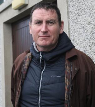 New Wexford Senior football manager Paul McLoughlin who is still working on finalising a panel for the forthcoming campaign.