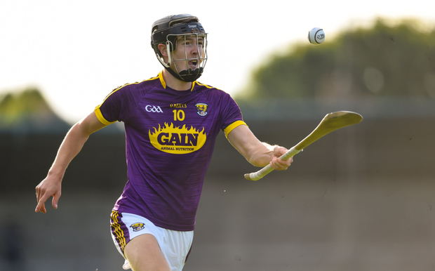 With Rory O'Connor a major doubt, Wexford couldn't afford to be without his first cousin, Joe (pictured), as well
