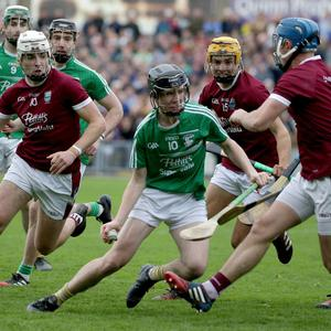 Charlie McGuckin will be looking to continue his fine form of late against Ballyhale on Sunday