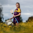 Wexford's Chloe Foxe at the championship launch last week