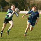 David Shannon of Gorey on the move away from James McCourt (Suttonians)