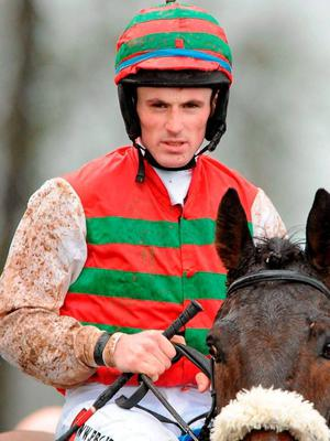 Seán Flanagan is in a race against time to be fit for the Cheltenham Festival after suffering a fractured jaw