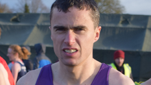 Ger Forde (Slaney Olympic) placed sixth in the Senior men's race