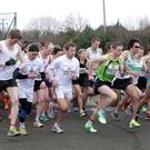 Arachas Ferrycarrig 5 Mile Road Race in aid of Crossabeg Ballymurn Community Centre on Sunday starting at Ferrycarrig Park Race Start
