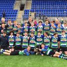 The successful Gorey Under-13 rugby team