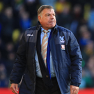 Sam Allardyce wasn't too pleased with Watford mascot Harry the Hornet