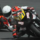Gorey's Graham Whitmore in action in Mondello Park