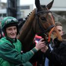 Daryl Jacob enjoyed a remarkable recent winning streak.