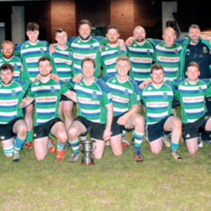 The Towns Cup-winning Gorey thirds