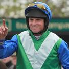 Jamie Codd enjoyed a return to the winners' enclosure in Galway