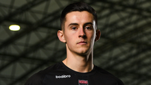 New arrival Dan Tobin, who was listed to captain Wexford FC in their season opener against his former club UCD in Ferrycarrig Park last night (21st)