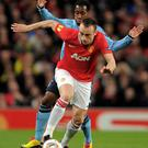 Dimitar Berbatov was never fond of breaking into a sweat