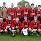 Gorey Rangers, who completed the league and cup double by winning the Wexford Youth Cup final