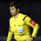 Michelle O'Neill's reputation as an assistant referee continues to grow in the world of football