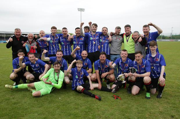 Cup Glory For Gorey Independent Ie