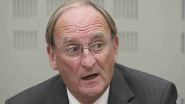 Sean Barrett has withdrawn claims the opposition was trying to undermine him