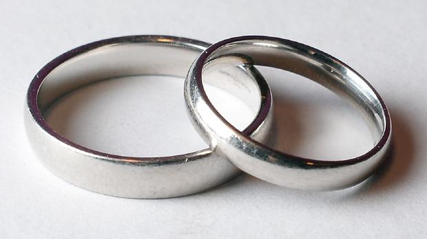 Marriage habits are changing in Ireland, research suggests