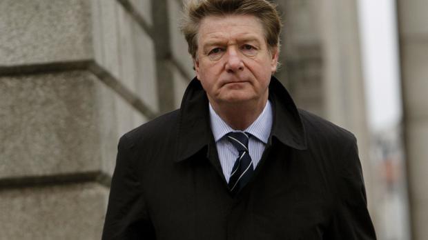 Brian O'Donnell has been told he must vacate his former mansion
