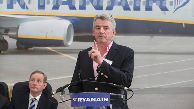 Ryanair chief executive Michael O'Leary said it had moved from being cheap and nasty, to cheap and cheerful