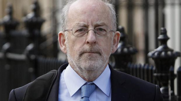 Patrick Honohan was appointed governor of the Central Bank in 2009