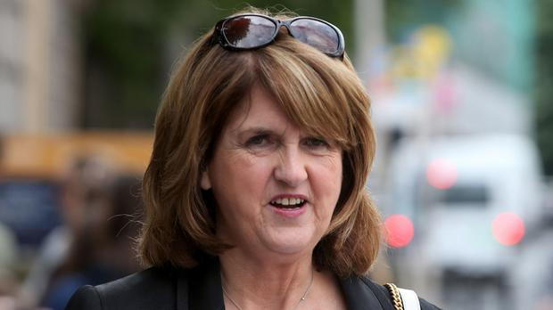 Tanaiste Joan Burton only discovered the identity of her birth mother after her death