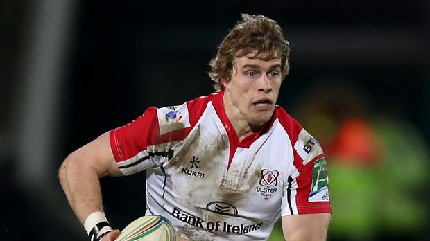 Andrew Trimble scored two tries as Ulster routed Edinburgh