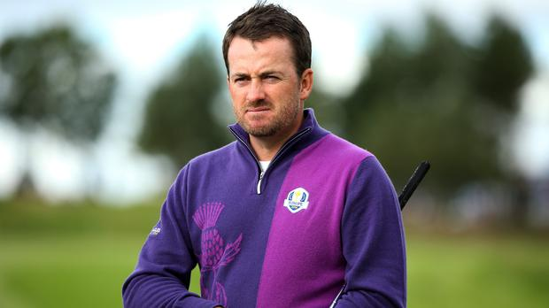 Graeme McDowell defends his Volvo World Match Play title this week