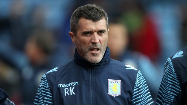 Roy Keane has left his post with Aston Villa