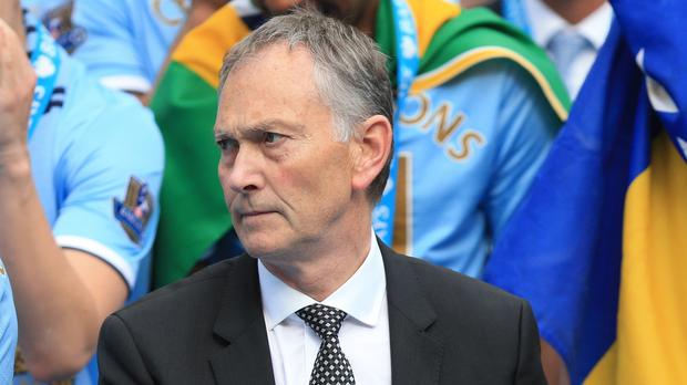 Richard Scudamore, pictured, says the Premier League have reached a brick wall concerning plans for a 39th match