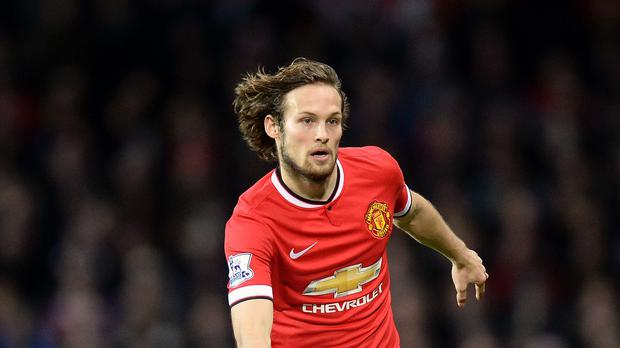 Daley Blind has urged Manchester United fans to keep faith with manager Louis van Gaal